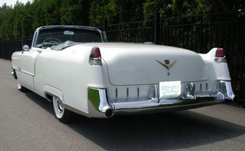 215: 1955 Cadillac Series 62 Convertible Coupe - 2