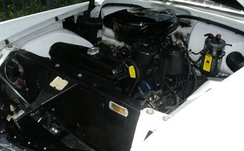 215: 1955 Cadillac Series 62 Convertible Coupe - 9