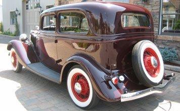 217: 1934 Ford Deluxe Tudor - 2
