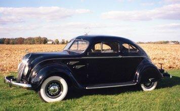 219: 1936 Desoto Airflow Coupe