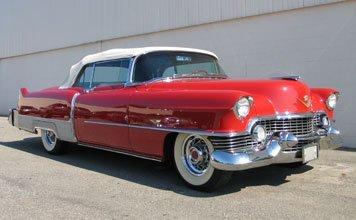 222: 1954 Cadillac Eldorado Convertible
