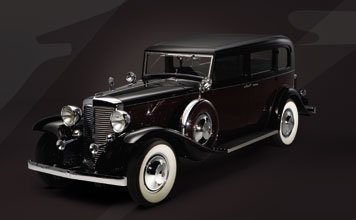 234: 1931 Marmon Sixteen Limousine