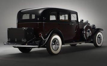 234: 1931 Marmon Sixteen Limousine - 2