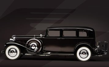 234: 1931 Marmon Sixteen Limousine - 7