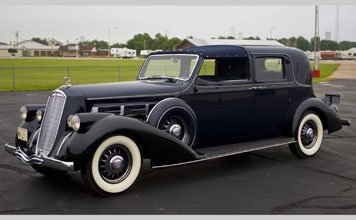 273: 1936 Pierce Arrow Town Car Prototype
