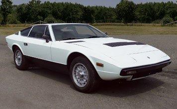1203: 1975 Maserati Khamsin