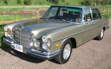 1208: 1969 Mercedes-Benz 300 SEL 6.3 Sedan