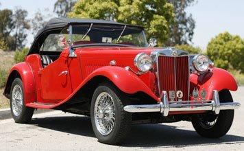 1211: 1953 MG TD Roadster