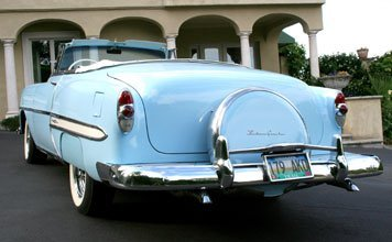 1213: 1953 Chevrolet Bel Air Convertible - 2