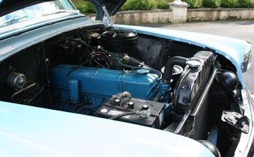 1213: 1953 Chevrolet Bel Air Convertible - 3
