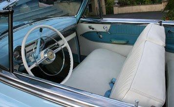 1213: 1953 Chevrolet Bel Air Convertible - 4