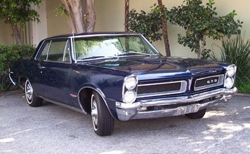 1219: 1965 Pontiac GTO