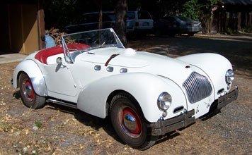 1223: 1954 Allard K2 Roadster