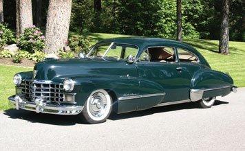 1245: 1947 Cadillac Series 62 Sedanette