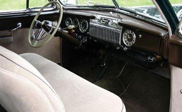 1245: 1947 Cadillac Series 62 Sedanette - 4