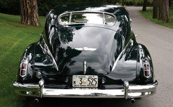 1245: 1947 Cadillac Series 62 Sedanette - 5
