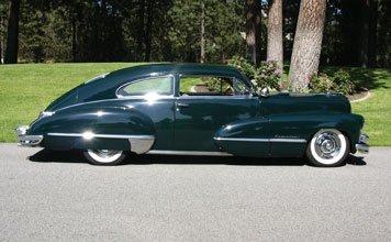 1245: 1947 Cadillac Series 62 Sedanette - 6