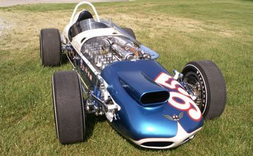"1267: 1963 Watson ""Leader Card 500"" Indy Roadster - 7"