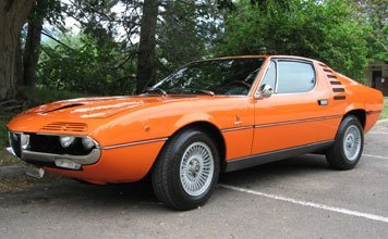 1507: 1972 Alfa-Romeo Montreal Coupe