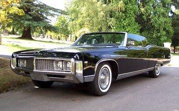 1508: 1969 Buick Electra 225 Convertible