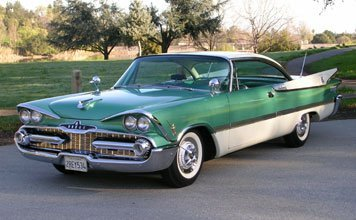 1511: 1959 Dodge D500 Custom Royal Lancer