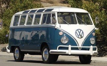 1514: 1966 Volkswagen 21 Window Microbus