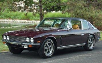 1516: 1972 Jensen Interceptor Coupe
