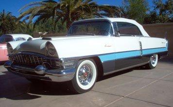 1518: 1955 Packard Caribbean Convertible
