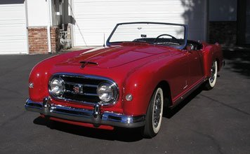 1520: 1953 Nash-Healey Roadster