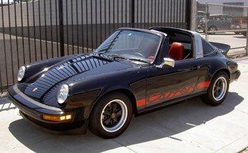 1521: 1974 Porsche Carrera Targa