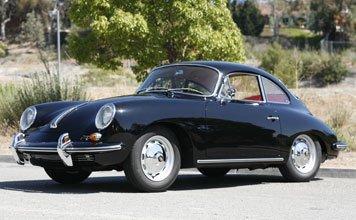 1522: 1963 Porsche 356B Coupe