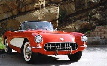 1524: 1957 Chevrolet Corvette Roadster