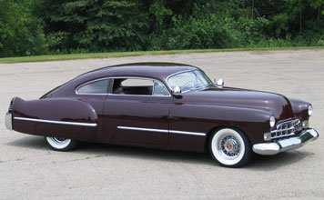 1526: 1948 Cadillac Series 62 Custom Sedanette