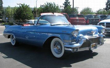 1528: 1957 Cadillac Eldorado Biarritz Convertible
