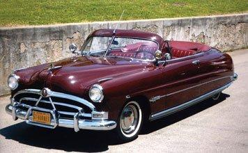 1529: 1951 Hudson Hornet Convertible