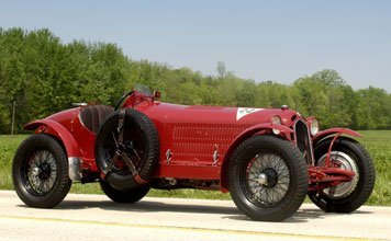 1547: 1933 Alfa Romeo 8C 2300 Monza Spider