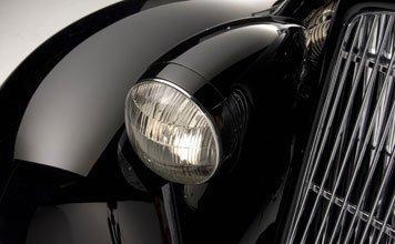 1569: 1935 Duesenberg Model SJ Town Cabriolet - 9