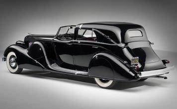 1569: 1935 Duesenberg Model SJ Town Cabriolet - 2