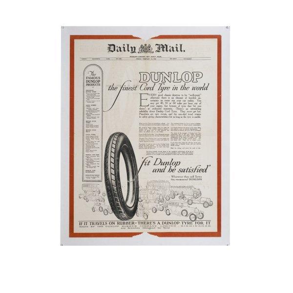 1101: Dunlop Tyres