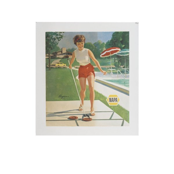 1102: NAPA Poster