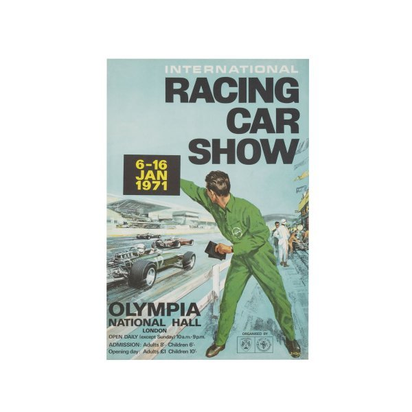1108: International Racing Car Show