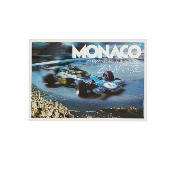 1110: 1974 Monaco Grand Prix