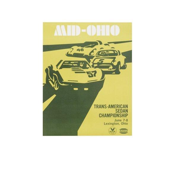 1116: Mid-Ohio Trans-American Sedan Championship