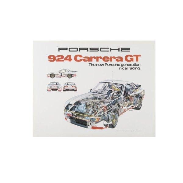 1117: Porsche 924 Carrera GT
