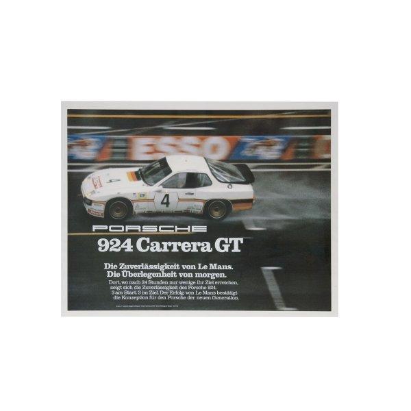 1118: Porsche 924 Carrera GT