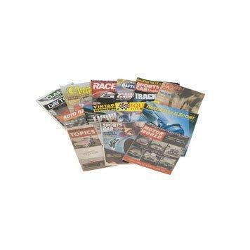 2001: Assorted International Automotive Periodicals