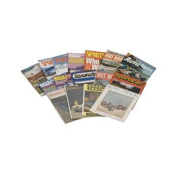 2002: Vintage Automotive Magazines