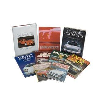 2007: Porsche And Exotic Car Books