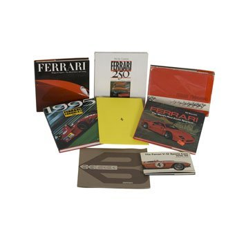 2008: Ferrari Books and Magazines