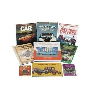 2009: Automotive History Books